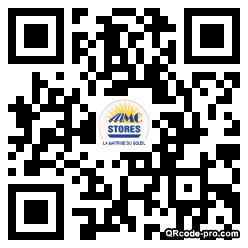 QR code with logo tBl0