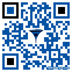 QR code with logo tES0