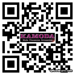 QR code with logo tFq0