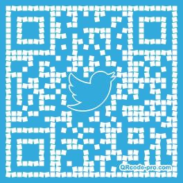 QR code with logo tIe0