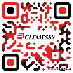 QR code with logo tS00