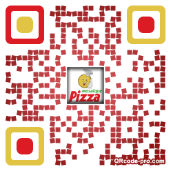 QR code with logo tuR0