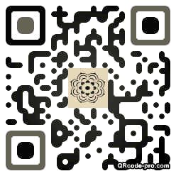 QR code with logo tuW0