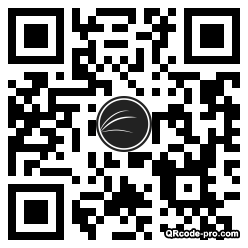 QR code with logo uFd0