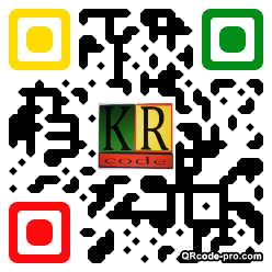 QR code with logo uIN0