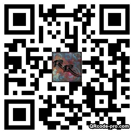 QR Code Design uRj0