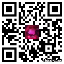 QR code with logo uSK0