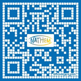 QR code with logo uTl0