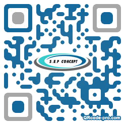 QR code with logo uxG0
