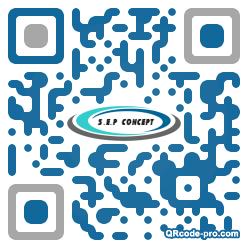QR code with logo uxG0