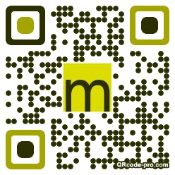 QR code with logo vJZ0