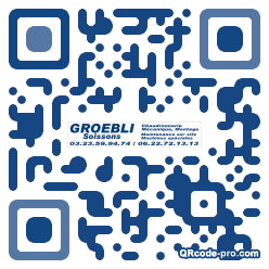 QR code with logo vgz0