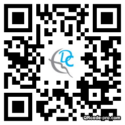 QR code with logo vsf0