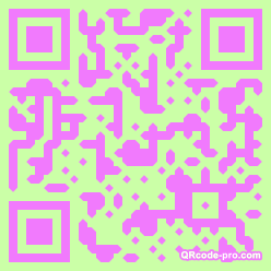 QR code with logo vzX0