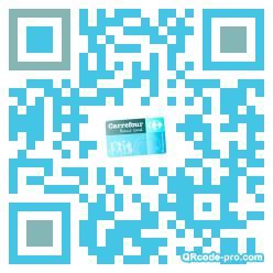 QR code with logo wQr0
