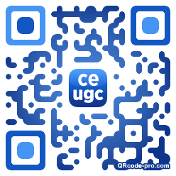 QR code with logo wRN0