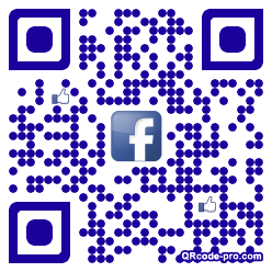 QR code with logo wSF0