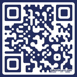 QR code with logo wWP0