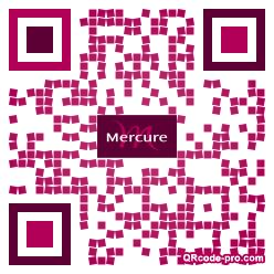 QR code with logo wWW0