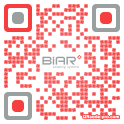 QR code with logo wfI0