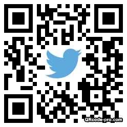 QR code with logo whb0