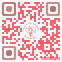 QR code with logo whl0
