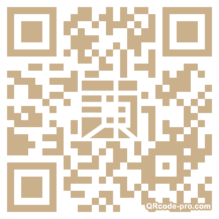 QR code with logo x960