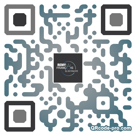 QR code with logo xJl0