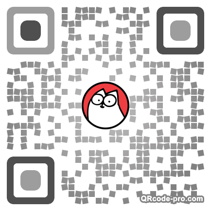 QR code with logo xrl0