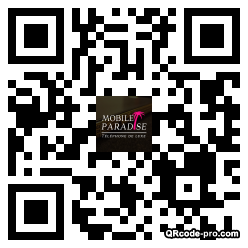 QR Code Design yPU0