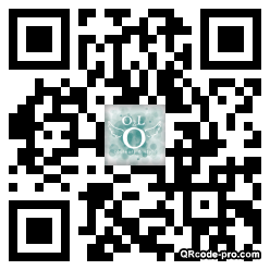 QR code with logo yQ10