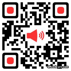 QR code with logo ySV0