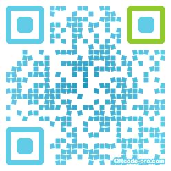 QR code with logo yae0