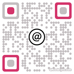 QR code with logo yvL0