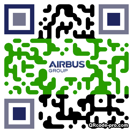 QR code with logo z0a0