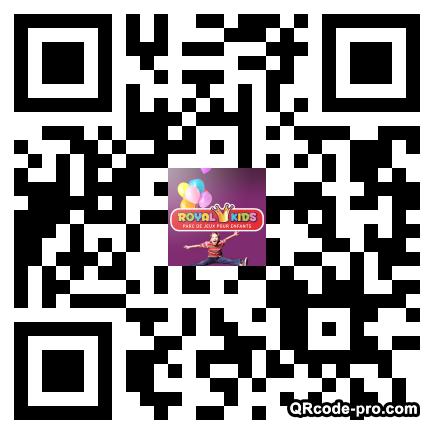 QR Code Design z8D0