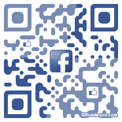 QR code with logo zFG0