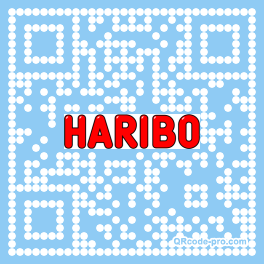 QR code with logo zJd0
