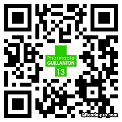QR code with logo zMd0