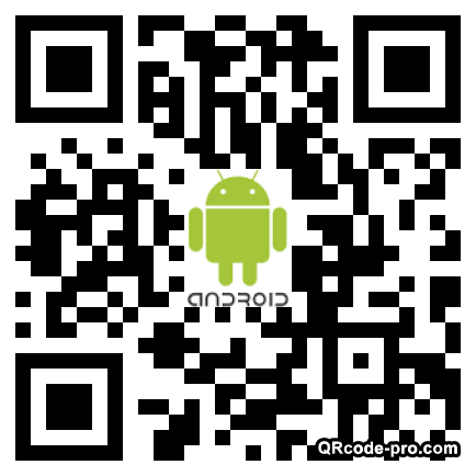 QR code with logo zX50