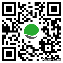QR code with logo zbC0