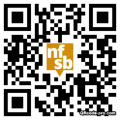 QR code with logo zlm0