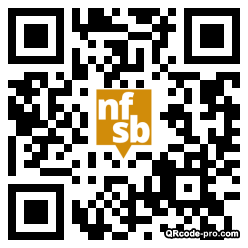 QR code with logo zlq0
