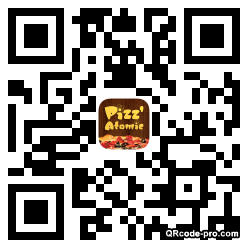 QR code with logo zoY0
