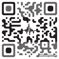 QR code with logo 1Gb20